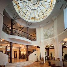 Фотография: Гостиная в стиле Классический, Эклектика, Дом, Дизайн интерьера, Ар-нуво – фото на InMyRoom.ru