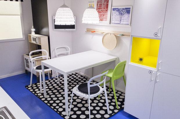 Фото из портфолио IKEA – фотографии дизайна интерьеров на INMYROOM
