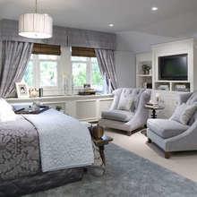 Фотография: Спальня в стиле Классический, Декор интерьера, Дизайн интерьера, Цвет в интерьере – фото на InMyRoom.ru
