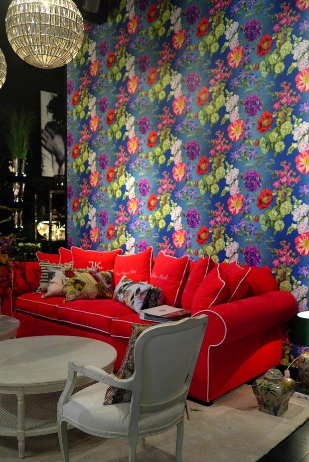Фотография: Гостиная в стиле Классический, Современный, Эклектика, Индустрия, События, Маркет, Maison & Objet, Женя Жданова – фото на InMyRoom.ru