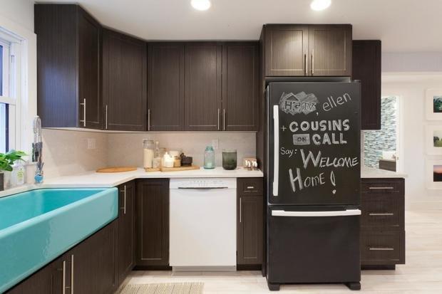 Фотография: Кухня и столовая в стиле Современный, Ванная, Советы – фото на INMYROOM