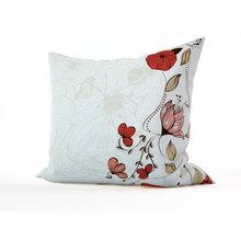 Декоративная подушка: Великолепный узор