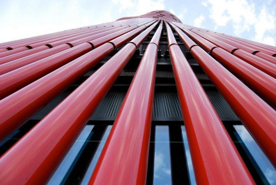 Фотография: Архитектура в стиле , Дома и квартиры, Городские места, Нью-Йорк, Барселона – фото на InMyRoom.ru