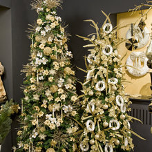 Фото из портфолио Новогодние дизайнерские Ёлочки – фотографии дизайна интерьеров на InMyRoom.ru