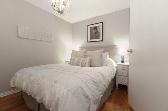 Фотография: Спальня в стиле Прованс и Кантри, Скандинавский, Декор интерьера, Мебель и свет – фото на InMyRoom.ru