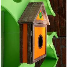 Фото из портфолио Декоративное дерево-стеллаж для детской комнаты – фотографии дизайна интерьеров на INMYROOM