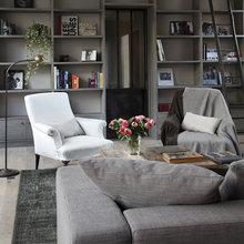 Фото из портфолио Великолепная кухня в интерьере мечты – фотографии дизайна интерьеров на INMYROOM