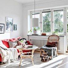 Фото из портфолио Демократичный скандинавский дизайн городской квартиры – фотографии дизайна интерьеров на INMYROOM