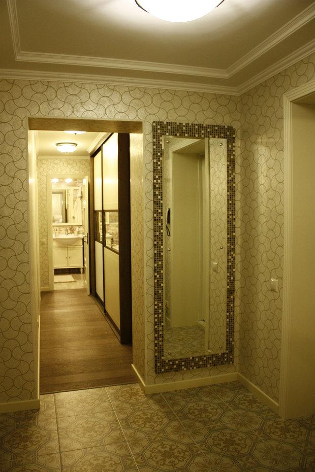 Фото из портфолио Квартира, Зеленоград – фотографии дизайна интерьеров на INMYROOM