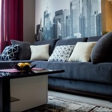 Фото из портфолио Квартира 40 м2 в Зеленограде – фотографии дизайна интерьеров на INMYROOM