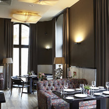 Фото из портфолио гостиница Астория – фотографии дизайна интерьеров на INMYROOM