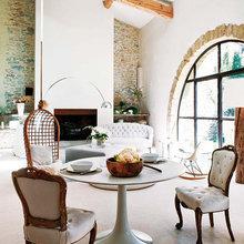 Фотография: Кухня и столовая в стиле Эклектика, Декор интерьера, Дом, Франция, Дома и квартиры – фото на InMyRoom.ru