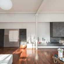 Фото из портфолио Пентхаус в Лондоне – фотографии дизайна интерьеров на INMYROOM