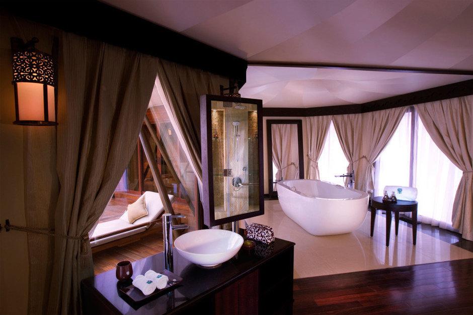 Фотография: Ванная в стиле Современный, Восточный, Декор интерьера, Квартира, Дом, Дизайн интерьера – фото на InMyRoom.ru
