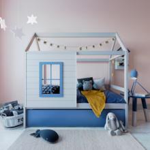 Фото из портфолио Кроватки-домики в интерьере – фотографии дизайна интерьеров на INMYROOM