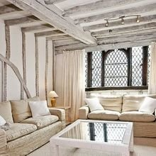 Фотография: Гостиная в стиле Кантри, Декор интерьера, Квартира, Дом, Декор, Бежевый – фото на InMyRoom.ru