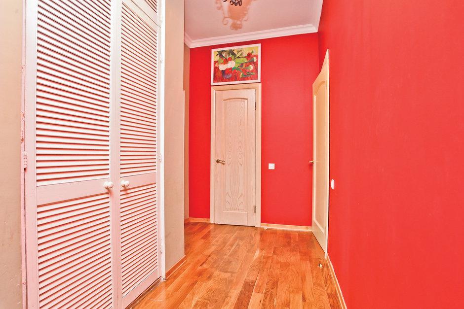 Фотография: Прихожая в стиле Современный, Квартира, Дома и квартиры, Перепланировка – фото на InMyRoom.ru
