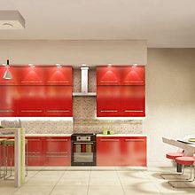 Фото из портфолио  яркая кухня – фотографии дизайна интерьеров на INMYROOM