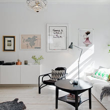 Фото из портфолио Köpmansgatan 10, Inom Vallgraven – фотографии дизайна интерьеров на INMYROOM