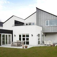 Фото из портфолио Дом, сочетающий в себе современную архитектуру и красноречивые этнические детали – фотографии дизайна интерьеров на INMYROOM