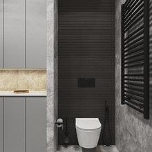 Фото из портфолио Современный интерьер с элементами лофта – фотографии дизайна интерьеров на INMYROOM
