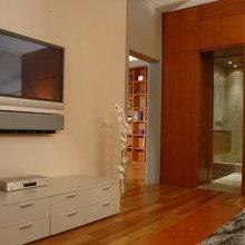 Фотография: Спальня в стиле Современный, Эко, Квартира, Дома и квартиры – фото на InMyRoom.ru