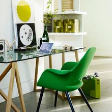 Фотография: Офис в стиле Современный, Декор интерьера, Дизайн интерьера, Цвет в интерьере, Черный, Желтый, Синий, Серый – фото на InMyRoom.ru