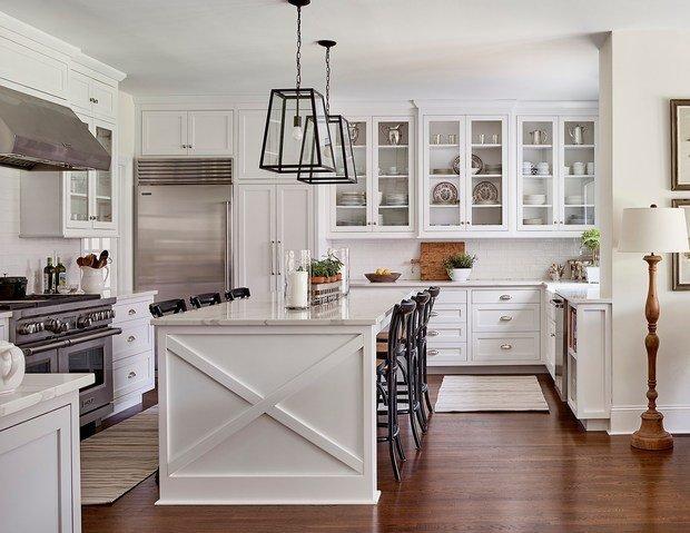 Фотография: Кухня и столовая в стиле Классический, Декор интерьера, Дом, Дача, Дом и дача – фото на InMyRoom.ru