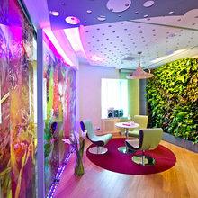 Фото из портфолио Офис фирмы Астарта. – фотографии дизайна интерьеров на INMYROOM