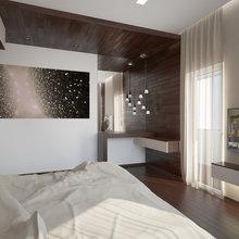 Фото из портфолио Дизайн интерьера спальни от Витта-Групп – фотографии дизайна интерьеров на INMYROOM