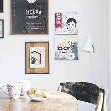 Фото из портфолио Винтаж и искусство в интерьере – фотографии дизайна интерьеров на InMyRoom.ru