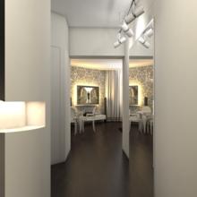 Фото из портфолио Дизайн проект квартиры 120кв.м.  – фотографии дизайна интерьеров на InMyRoom.ru