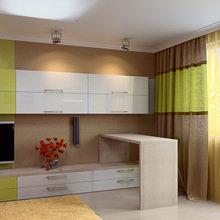 Фото из портфолио тот ещё фрукт – фотографии дизайна интерьеров на InMyRoom.ru
