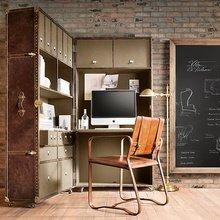 Фотография: Офис в стиле Лофт, Современный, Кабинет, Стиль жизни, Советы – фото на InMyRoom.ru