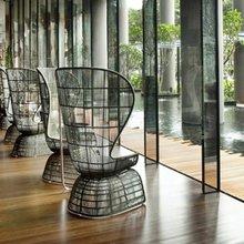 Фотография: Балкон, Терраса в стиле Современный, Дома и квартиры, Городские места, Бразилия – фото на InMyRoom.ru