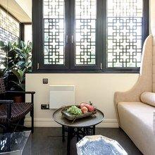 Фотография: Гостиная в стиле Современный, Восточный, Спальня, Декор интерьера, Интерьер комнат, Баухауз – фото на InMyRoom.ru
