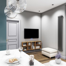 Фото из портфолио Квартира для молодой девушки – фотографии дизайна интерьеров на INMYROOM