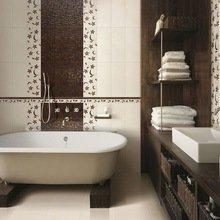 Фотография: Ванная в стиле Восточный, Эклектика, Интерьер комнат, Декоративная штукатурка – фото на InMyRoom.ru