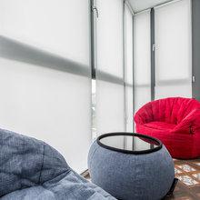 Фото из портфолио Квартира для молодой и энергичной семьи – фотографии дизайна интерьеров на InMyRoom.ru