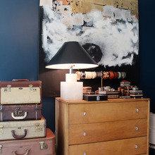 Фотография: Декор в стиле Кантри, Малогабаритная квартира, Квартира, Дома и квартиры, Нью-Йорк, Ар-деко, Индустриальный – фото на InMyRoom.ru