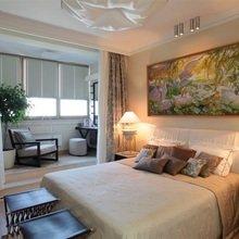 Фото из портфолио Спальня в современном стиле – фотографии дизайна интерьеров на INMYROOM