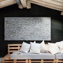 Фото из портфолио Black & White & Wood  – фотографии дизайна интерьеров на INMYROOM
