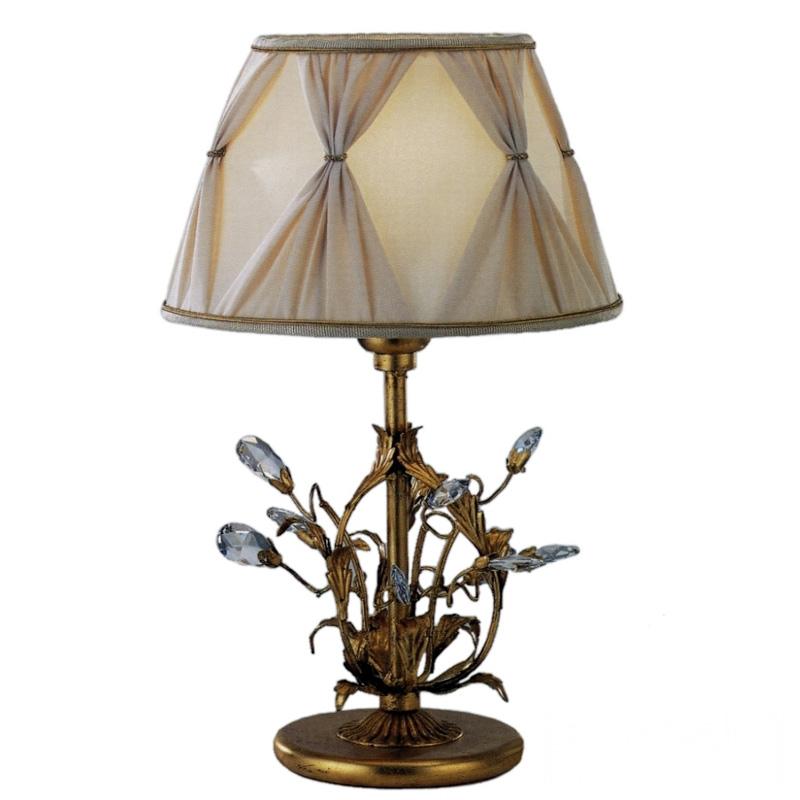 Настольная лампа Nuova Montart на металлической арматуре