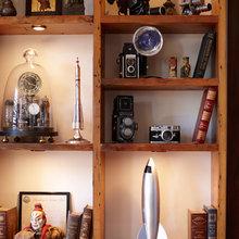 Фото из портфолио Индустриальный уют – фотографии дизайна интерьеров на InMyRoom.ru