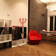 Фотография: Офис в стиле Современный, Квартира, Франция, Дома и квартиры, Ligne Roset, Санкт-Петербург – фото на InMyRoom.ru
