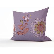 Декоративная подушка: Ботанический сад