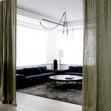 Фотография: Гостиная в стиле Лофт, Квартира, Дома и квартиры, Проект недели, Индустриальный – фото на InMyRoom.ru