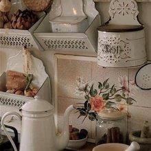 Фотография: Декор в стиле Кантри, Кухня и столовая, Дом, Интерьер комнат – фото на InMyRoom.ru