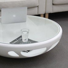Фото из портфолио Samsung Staron WorldWide: Необычный столик – фотографии дизайна интерьеров на InMyRoom.ru