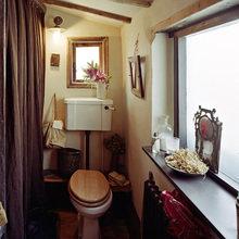 Фотография: Ванная в стиле Кантри, Офисное пространство, Дом, Офис, Дома и квартиры, Лондон – фото на InMyRoom.ru